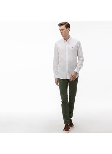 Lacoste Erkek Slim Fit Pantolon HH0012.12H Yeşil